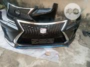 Complete Front Bumper Rx 350 2018 | Vehicle Parts & Accessories for sale in Lagos State, Mushin