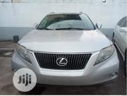 Lexus RX 2010 350 Silver | Cars for sale in Lagos State, Yaba