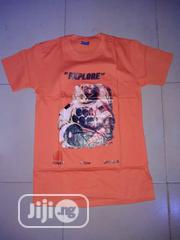 Fashionable Unisex Top - Orange | Clothing for sale in Oyo State, Ibadan