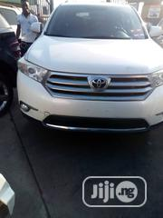 Toyota Highlander 2012 Limited White | Cars for sale in Lagos State, Ifako-Ijaiye