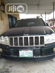 Jeep Grand Cherokee 2007 5.7 Overland 4x4 Gray | Cars for sale in Lagos State, Amuwo-Odofin