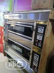 2 Deck 4 Trays Gas Oven | Industrial Ovens for sale in Abuja (FCT) State, Central Business District