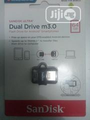 64gb Dual To Drive M3.0 | Accessories for Mobile Phones & Tablets for sale in Lagos State, Ikeja