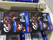 Gran Tursimo CD And Controller PS4. | Video Game Consoles for sale in Abuja (FCT) State, Wuse 2