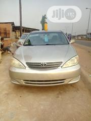 Toyota Camry 2003 Gold | Cars for sale in Edo State, Egor