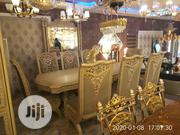 Full Set Royal Dining Table | Furniture for sale in Lagos State, Ojo