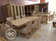 Complete Set of Dining Table With Chairs | Furniture for sale in Lagos State, Ojo