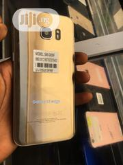 New Samsung Galaxy S7 edge 32 GB Gold   Mobile Phones for sale in Abuja (FCT) State, Mararaba
