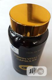 Restored Eye Sight Norland Vision Vitale Capsules | Vitamins & Supplements for sale in Lagos State, Ojo