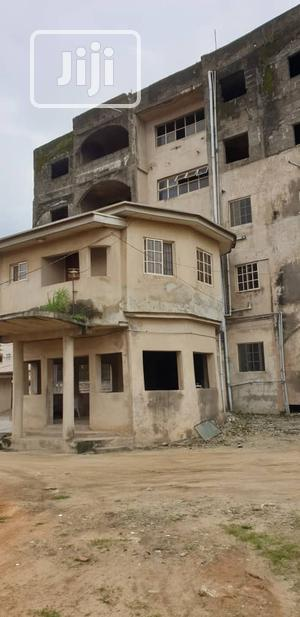 A Four Storey Building @ Ifako-gbagada With C Of O