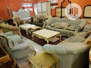 Classic 8seaters Modern Royal Fabrics With Tables | Furniture for sale in Lagos State, Lekki Phase 1