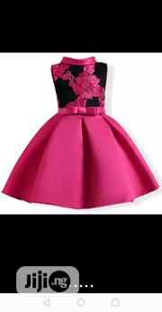 New Fashion Sequin Party Flower Dress | Children's Clothing for sale in Abuja (FCT) State, Dei-Dei