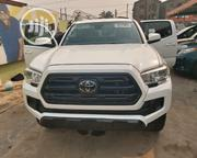 Toyota Tacoma 2018 SR5 White   Cars for sale in Lagos State, Agege