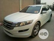 Honda Accord CrossTour 2011 EX White | Cars for sale in Lagos State, Lekki Phase 2