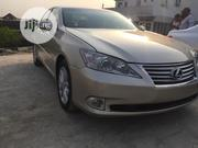 Lexus ES 350 2012 Gold | Cars for sale in Rivers State, Port-Harcourt
