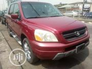 Honda Pilot 2003 Red | Cars for sale in Lagos State, Ikeja