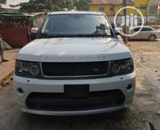 Land Rover Range Rover Sport 2011 White | Cars for sale in Lagos State, Lagos Mainland