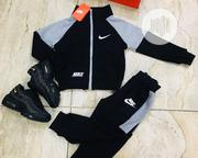 Nike Jogger And Sneaker Black And A Grey | Children's Clothing for sale in Lagos State, Ikeja