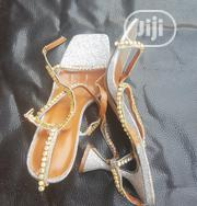 Available In Size 40 & 41 Silver And Nude Available | Shoes for sale in Edo State, Benin City