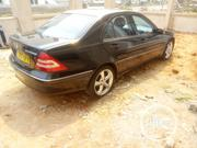 Mercedes-Benz C180 2005 Black | Cars for sale in Lagos State, Ojodu