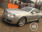 Bentley Continental 2009 Silver | Cars for sale in Lagos State, Surulere