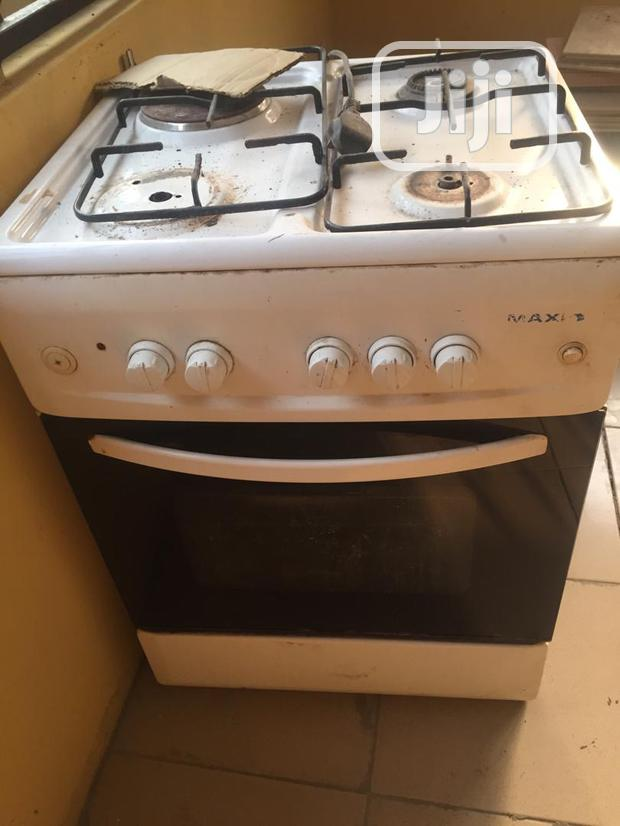 Archive: Electric And Gas Cooker