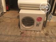 Korean Used 1hp LG Split Unit Air Conditioner | Home Appliances for sale in Lagos State, Ojo