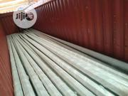 6 Meters/ 8 Meters/9 Meters 10 Meters 12m Imported Galvanized Pole | Building Materials for sale in Lagos State, Ojo