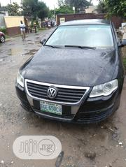 Volkswagen Passat 2007 Black | Cars for sale in Lagos State, Isolo