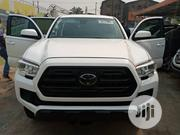 Toyota Tacoma 2018 Limited White   Cars for sale in Lagos State, Ikeja