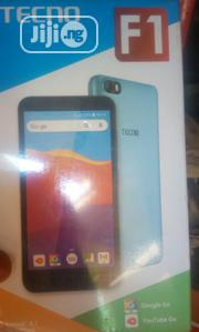 New Tecno F1 8 GB Blue | Mobile Phones for sale in Abuja (FCT) State, Wuse