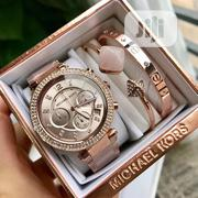 Michael Kors Rose Gold Female Watch | Watches for sale in Lagos State, Lagos Mainland