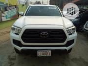Toyota Tacoma 2018 Limited White   Cars for sale in Lagos State, Agege