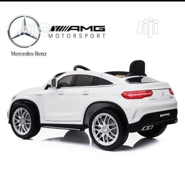 Mercedes Toy Automatic Car for Kids