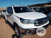 New Toyota Hilux 4x4 2019 White | Cars for sale in Abuja (FCT) State, Central Business District