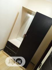 A Well Design 4ft By6 Wardrope With Mirror | Home Accessories for sale in Lagos State, Gbagada