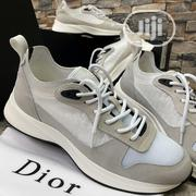 Christian Dior Homme B25 Oblique White Sneakers | Shoes for sale in Lagos State, Lagos Island