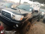 Toyota Tacoma 2008 4x4 Double Cab Black   Cars for sale in Lagos State, Apapa