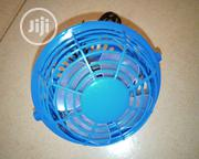 USB Mini Fans Small Desk 4 Blades Cooler Cooling Fan | Electrical Equipment for sale in Imo State, Owerri