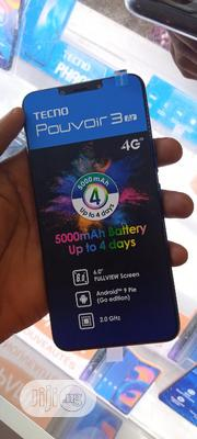 New Tecno Pouvoir 3 Air 16 GB Blue | Mobile Phones for sale in Lagos State, Alimosho