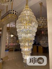Long Crystal Chandelier | Home Accessories for sale in Lagos State, Ojo