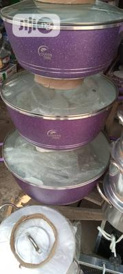 Set Of Cooking Pot | Kitchen & Dining for sale in Ondo State, Akure