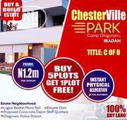 Chesterville Park   Land & Plots For Sale for sale in Oyo State, Ibadan