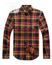 Polo Ralph Lauren Long Sleeve Shirt | Clothing for sale in Lagos State, Lagos Island