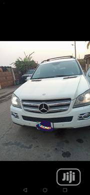 Mercedes-Benz GL Class 2008 GL 450 White | Cars for sale in Lagos State, Amuwo-Odofin