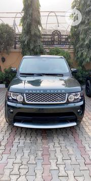 Land Rover Range Rover Sport 2012 Green | Cars for sale in Lagos State, Magodo