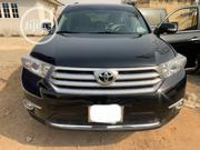 Toyota Highlander 2012 Black | Cars for sale in Abuja (FCT) State, Katampe