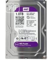WD 1tb Surveillance Hard Disk | Computer Hardware for sale in Lagos State, Ikeja