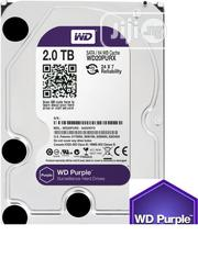 WD 2tb Surveillance Hard Disk | Computer Hardware for sale in Lagos State, Ikeja