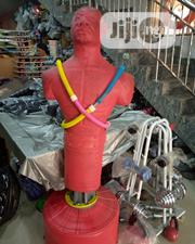 Human Being Punching Stand. | Sports Equipment for sale in Lagos State, Ikoyi
